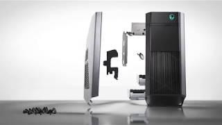 Dell Alienware Aurora Gaming PC Desktop, Liquid Cooled i7-8700K, NVIDIA GeForce RTX 2080 8GB
