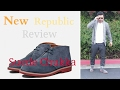 New Republic-Suede Chukka Boot