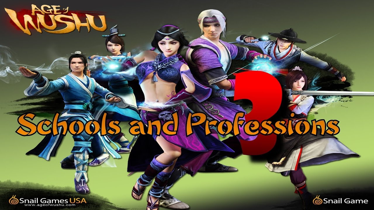 Age of Wushu Life Skills, Crafting and Gathering Guide ...