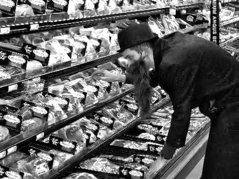 the supermarket in california