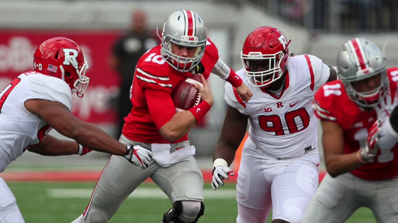 Ohio State Football 2017 Quarterback Depth Chart Projections