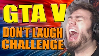 MEGA DON'T LAUGH CHALLENGE! MUERTES MAS ESTUPIDAS en GTA V - WASTED