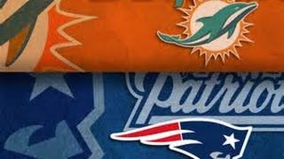 Madden 17 Week 17 Predictions: Patriots vs Dolphins