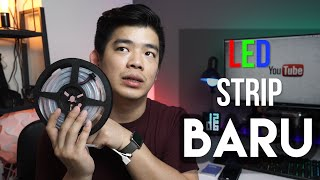 LED STRIP RGB HORSE RACE!! Tutorial Singkat Pasang LED Strip