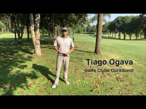 Golfe - Tacada