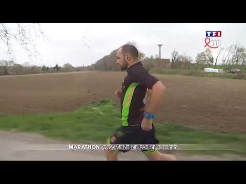 Reportage Enko Running Shoes au 20 heures de TF1