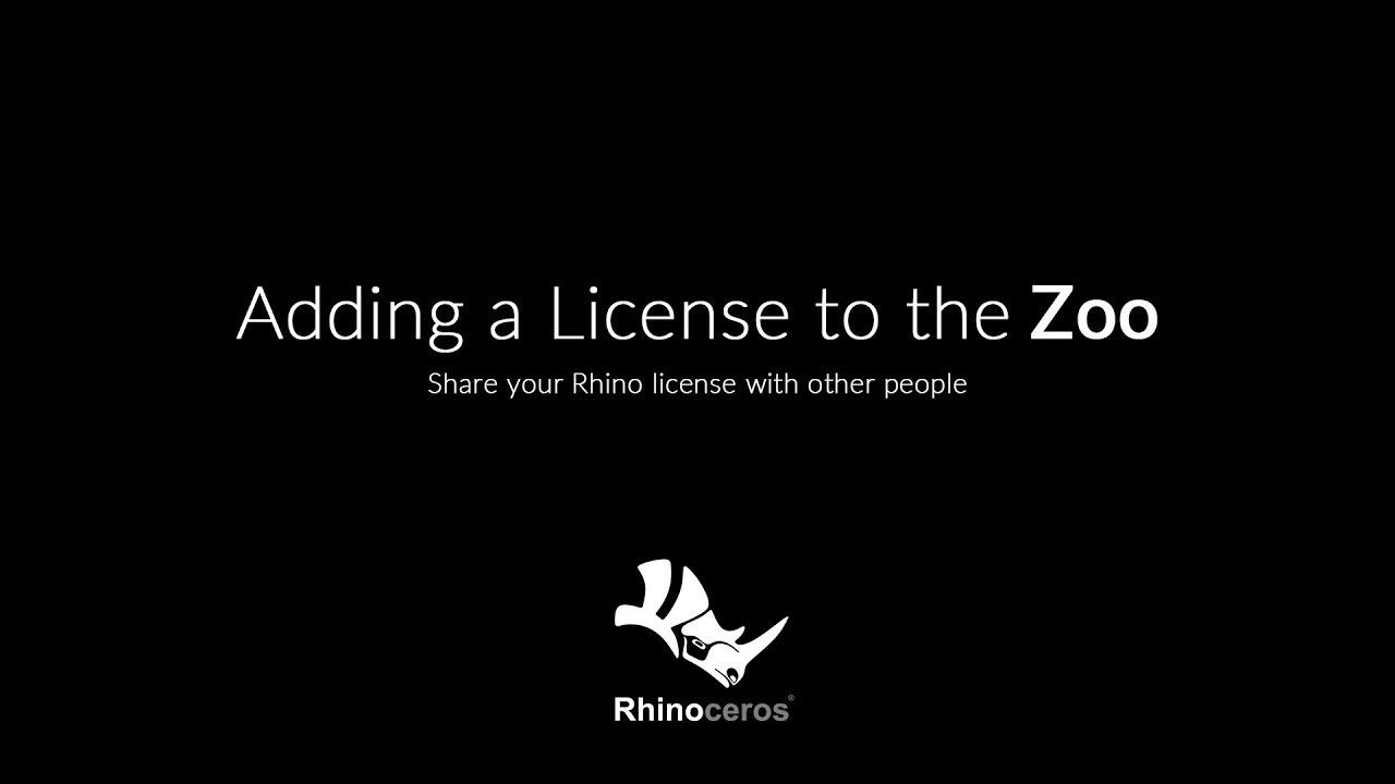 Adding a License to the Zoo