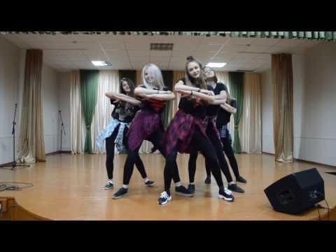 танец девочек 11 на 23 февраля 2017 - Cмотреть видео онлайн с youtube, скачать бесплатно с ютуба