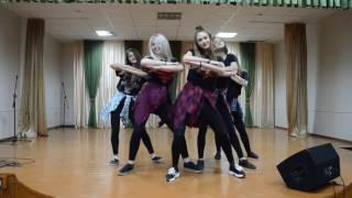 Обложка танец девочек 11 на 23 февраля 2017