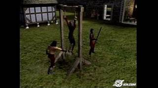 Stronghold 2 PC Games Gameplay - Crime & Punishment Demo