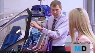 Вертолетная выставка HeliRussia, повтор - Москва-24, 21.05.15