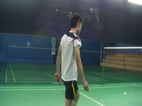 BSC-LinDan,China(Training@BSC Sports Club,Serdang,Malaysia(PART 4)