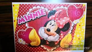 🎉Disney Minnie Puzzle❗ Kids Play Creative Kids Song Kidssong / *Smyle4Kids*