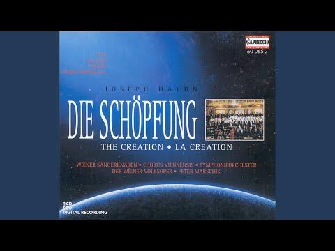 Die Schopfung (The Creation) , Hob.XXI:2: Part I: Aria: Nun schwanden vor dem heiligen Strahle...