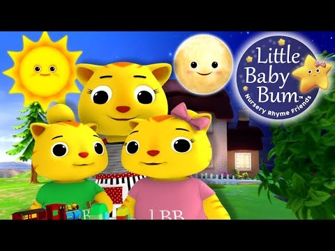 Little Baby Bum | Day and Night Song | Nursery Rhymes for Babies | Songs for Kids