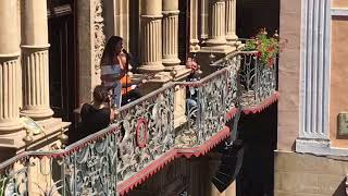 Amaia Romero, con Pepe Habichuela, abre el Flamenco On Fire