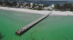 Driving to Bradenton Beach Florida