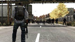 Arma 3 Zombie mod ( USMC TR vs Zombies )