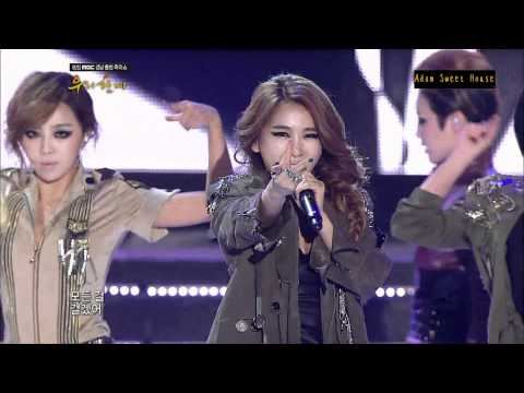 111003 Brown Eyed Girls Abracadabra (1080P)