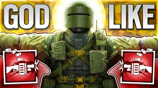 Rainbow Six Sieges *NEW* Tachanka Buff is ❗ABSOLUTELY GOD-TIER❗