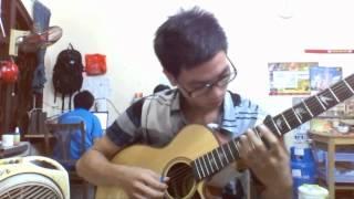 Tình nhớ guitar laanh cường