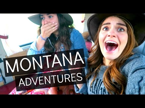 Montana Adventures | Travel Diary