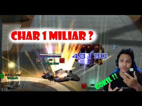 CHAR RF HARGA 1 MILIAR RUPIAH ??? - #RFTalk Eps 2