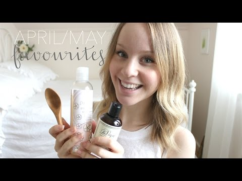 April/May Favourites 2015 | Natural Beauty & Style