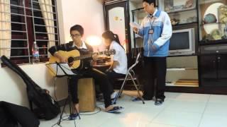 Đừng cố yêu - Khắc Việt - Acoustic [Phiêu]