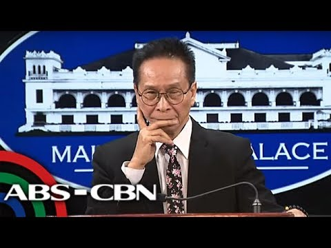 Panelo: Those who support Maria Ressa are 'misinformed' on the case
