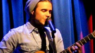 Watch Kris Allen Man In The Mirror video