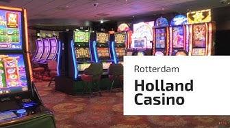 Holland casino Rotterdam open 24 uur per dag 7 dagen per week