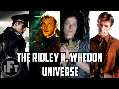 The Ridley K. Whedon Universe | Insane Fan Theory (Blade Runner, Alien, Firefly) | Shotana Studios