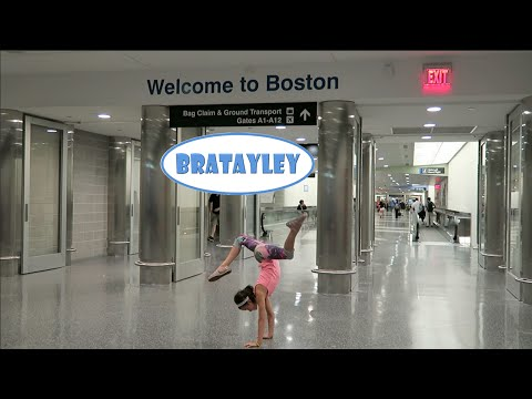 I Don't Think Boston is Ready for Us! (WK 239.3) | Bratayley