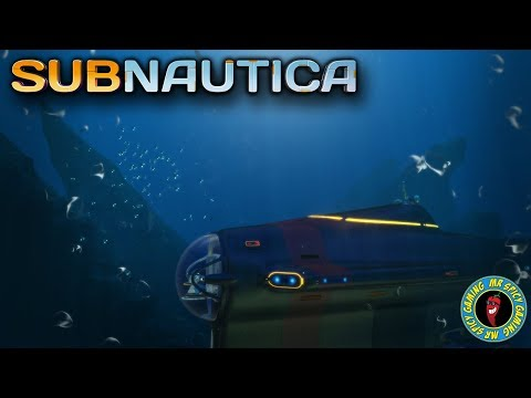 DEEP DEEP DEEP INTO THE GRAND REEF -  Subnautica Gameplay S2 Ep7