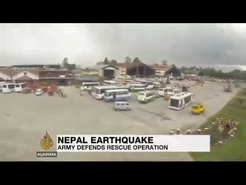Nepal earthquake and Scenario at Dhulikhel Hospital.
