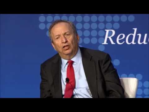 2016 Annual Conference| Armchair Discussion with Lawrence H. Summers