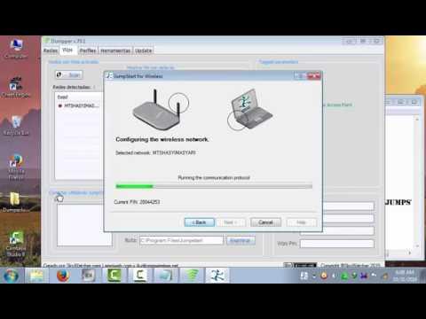 Tutorial Cara Membobol Password Wifi WPA WPA2 Melalui WPS