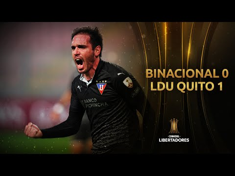 Binacional LDU Quito Goals And Highlights