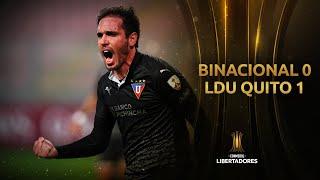 Binacional vs. LDU Quito [0-1] | RESUMEN | Fase de Grupos | CONMEBOL Libertadores 2020