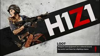 H1Z1 PC Gameplay - Free to Play Battle Royale