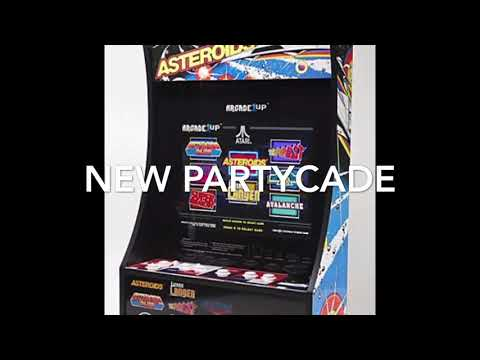 Arcade1up New Partycade from TOYHUMBLE