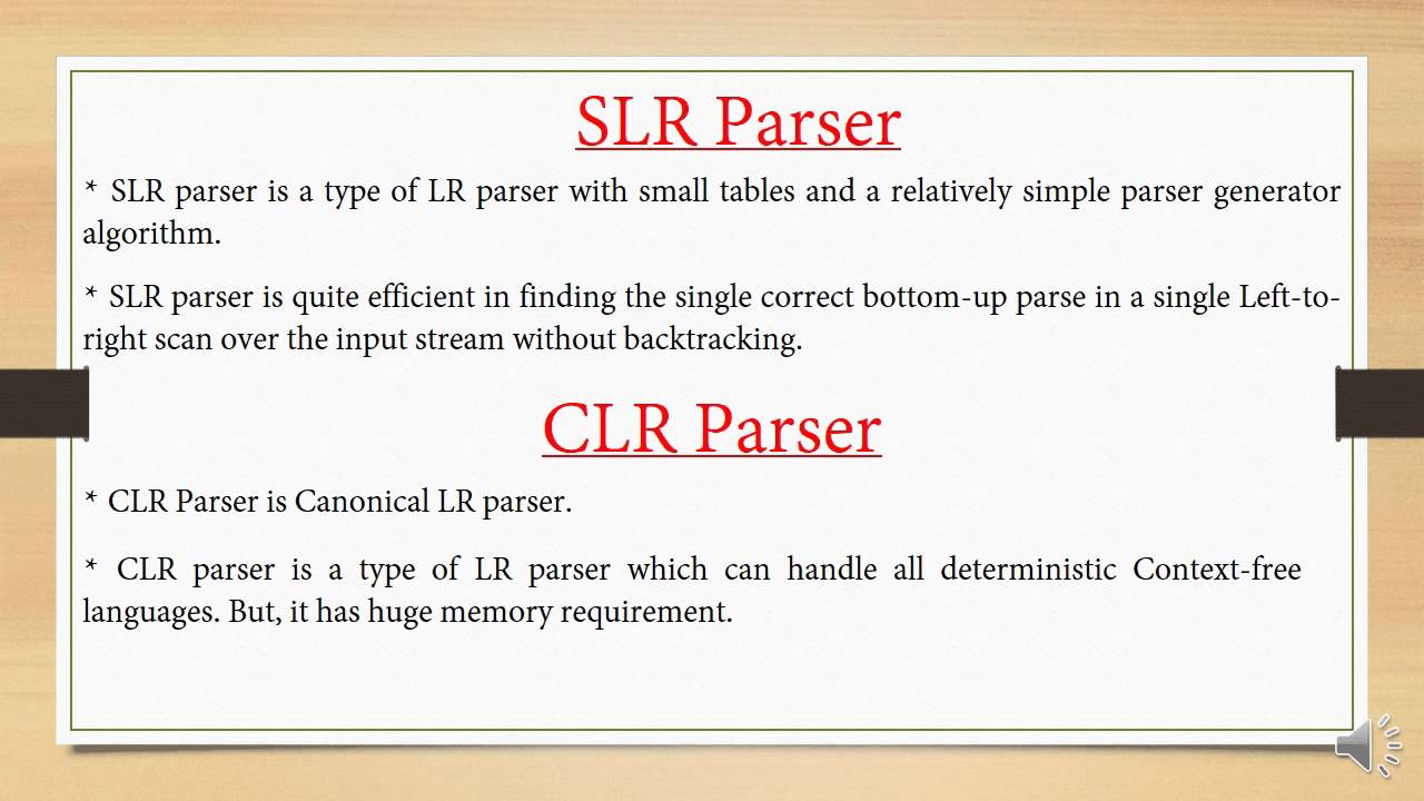 CANONICAL LR PARSING EXAMPLE EPUB DOWNLOAD