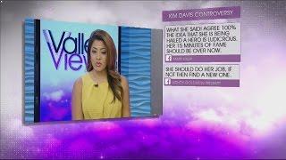 Kim Davis controversy