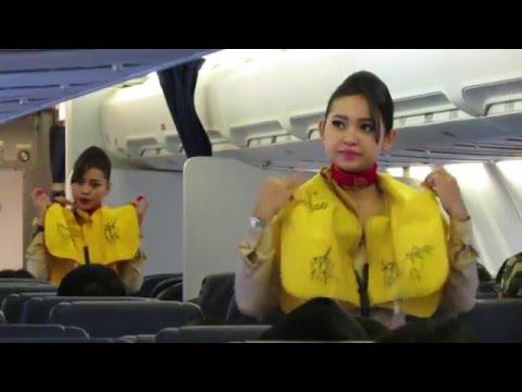 Xpress Air Boeing 737-300 Bandung (BDO) to Palembang (PLM)