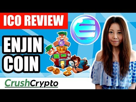 ICO Review: Enjin Coin (ENJ) - Smart Cryptocurrency for Gaming
