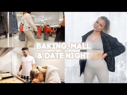 Baking Without A Recipe, Mall Shopping & Date Night With Us!