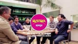 Los chefs de #Mistura2014 nos cuentan las novedades