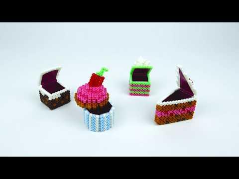 06258 SES Beedz - 3D cakes