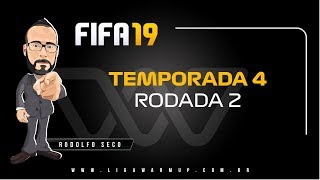 FIFA 19 WARM UP E-SPORTS | DIA 8 | RODADA 2